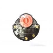 Терморегулятор RTM 16A / без флажка / Италия