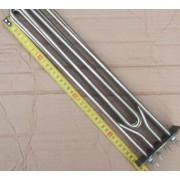 Блок тэн 9 кВт для пищеварочного котла / Нержавейка / Квадратный фланец