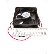 Вентилятор Tidar (12V, 0.16A) 92х92х25мм квадратный
