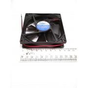 Вентилятор Tidar (24V, 0.3A) 92х92х25мм квадратный