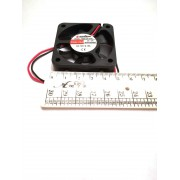Вентилятор Sunflow (12V, 0.15A) 50х50х10мм квадратный