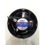 Вентилятор Tidar (220V, 0.22A) 172х150х50 мм (круглый)
