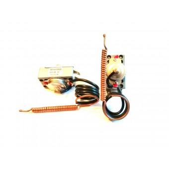 Термостат защитный spc-m 90° капиллярный  / 250V / 16A / на 90° Thermowatt (Италия) купить в Украине