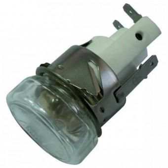 Патрон керамический с лампой купить в Украине