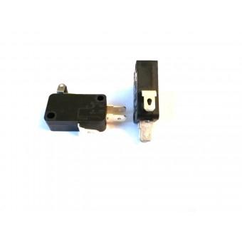 Микропереключатель 1E4 T125 рычаг с колесиком (15мм) / 250V / 16A купить в Украине