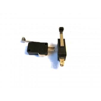 Микропереключатель 1E4 T125 рычаг с колесиком (52мм) / 250V / 16A купить в Украине