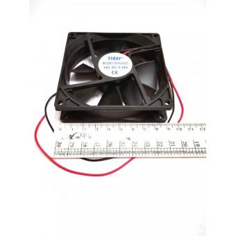 Вентилятор Tidar (12V, 0.16A) 92х92х25мм / квадратный купить в Украине