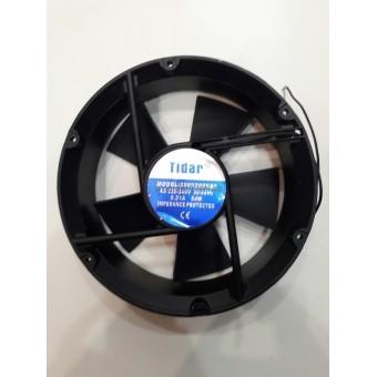 Купить Вентилятор Tidar (220V, 0.23A) 200х200x60 мм (круглый)