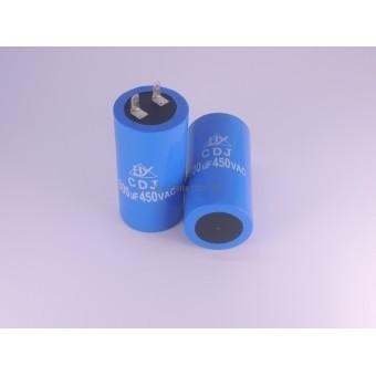 Конденсатор пусковой  для электродвигателя CD60 500 мкф 450В
