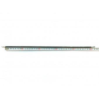 ТЭН воздушны, гибкий, прямой, 50 см, 200 W, 220 V, D=6.5 мм