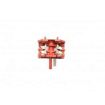Переключатель (2+2) для электроплит (16А / 250V / Т125)