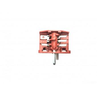 Переключатель для электроплиты Tibon (3+3) Ref 430 / 16А / 250V / Т125