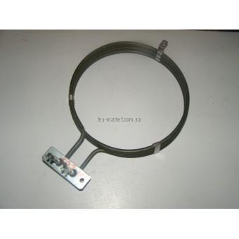 """Тэн для электродуховки """"Турбо"""" Ø180мм 1,8 кВт с удлиненными контактами Sanal, Турция"""