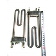 Тэн на стиральную машину 1850W / L=195мм (без отверстия под датчик)  / Thermowatt (Италия)