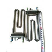 Тэн на стиральную машину 1700W (без отверстия под датчик) / L=170мм / Thermowatt (Италия)