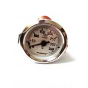 Термометр капиллярный Pakkens ø60мм / Tmax=350°С / длинна капилляра 2м / Турция