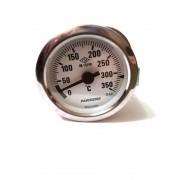 Термометр капиллярный Pakkens ø60мм / Tmax=350°С / длинна капилляра 1м / Турция