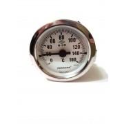 Термометр капиллярный Pakkens ø60мм / Tmax=160°С / длинна капилляра 2м / Турция