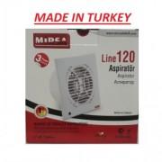 Вентилятор для вытяжки 120 30W 230V 180M MİRSA