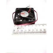 Вентилятор Sunflow (12V, 0.11A) 60х60х15мм квадратный