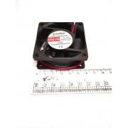 Вентилятор Sunflow (24V, 0.08A) 60х60х25мм квадратный