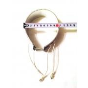 Тэн (нагреватель) для термопотов ø105мм / 500W / 220V / 3 вывода
