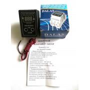Влагорегулятор цифровой двухпороговый 10A / 220V / 2кВт / розеточный
