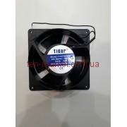 Вентилятор Tidar (220V, 0.22A) 172х150х50 мм (полукруглый)