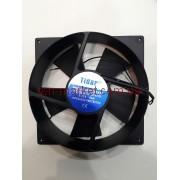 Вентилятор Tidar (220V, 0.31A) 200х200x60 мм (полукруглый)