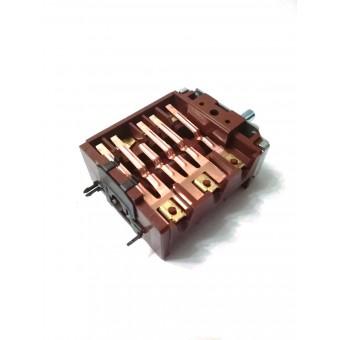 Переключатель 6-ти позиционный ПМ 46.23866.528 для электроплит и духовок / EGO / Германия купить в Украине