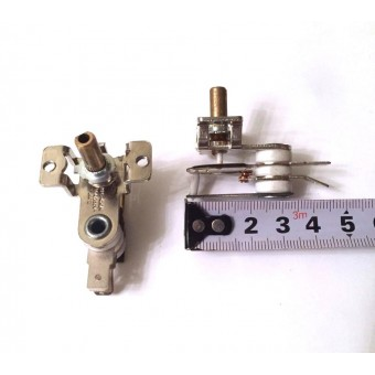 Терморегулятор KNT 420/K /10A /250V высота стержня 15мм купить в Украине