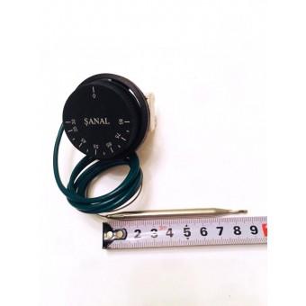 Термостат капиллярный FSTB / 16A / Tmax = 85°С , L=90мм / Турция (Sanal) купить в Украине