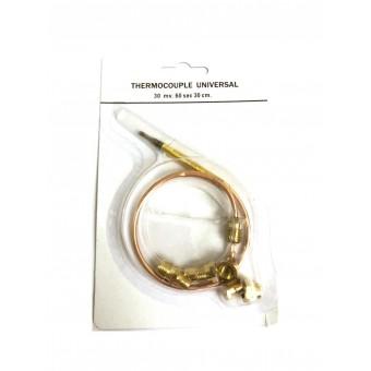 Термопара универсальная на газ 30см-30mv-60sec
