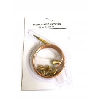 Термопара универсальная на газовую плиту 90см-30mv-60sec купить в Украине