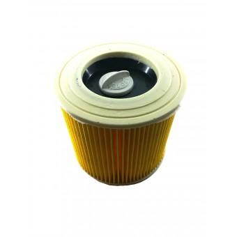 Фильтр патронный для пылесоса Karcher - HEPA серий A / WD 2 / WD 3 / DeWalt - 6.414-552.0