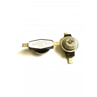 Термоотсекатель KSD302 аварийный / 250V / 40A / на 85° купить в Украине