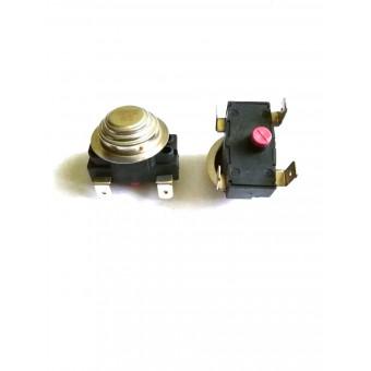 Термоотсекатель KSD301C аварийный / 250V / 16A / на 90° купить в Украине