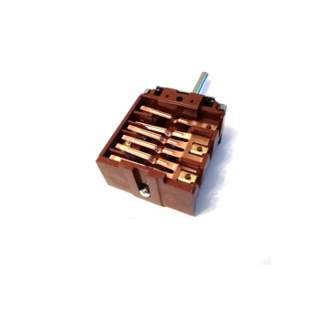 Переключатель 5-ти позиционный ПМ 46.25866.509 для электроплит и духовок / EGO / Германия купить в Украине