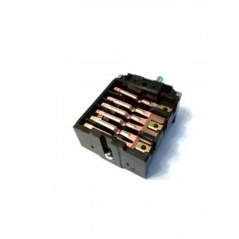Переключатель 5-ти позиционный ПМ 46.25866.500 для электроплит и духовок / EGO / Германия купить в Украине