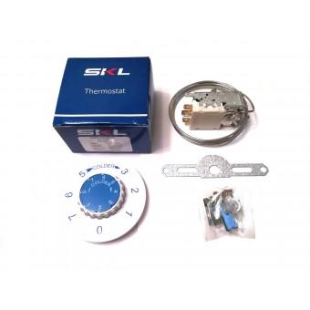 Термостат капиллярный универсальный SKL / K-59-P1686 / 250V / 6A / для двухкамерных холодильников купить в Украине