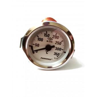 Термометр капиллярный Pakkens ø60мм / Tmax=350°С / длинна капилляра 2м / Турция купить в Украине