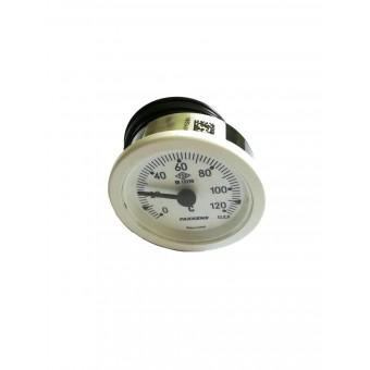 Термометр капиллярный Pakkens ø52мм / длинна капилляря 1м / Tmax=120°С / Турция купить в Украине