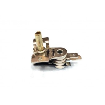 Терморегулятор биметаллический KST222B (MINJIA) / контакты смотрят прямо / с ушами / 4 изоляции купить в Украине