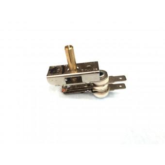 Терморегулятор биметаллический KST118 (MINJIA) / контакты смотрят прямо / без ушей / 3 изоляции купить в Украине