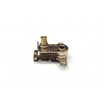 Терморегулятор биметаллический KST118 (MINJIA) / контакты в стороны / без ушей / под болт / 3 изоляции купить в Украине