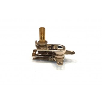 Терморегулятор биметаллический KST118 (MINJIA) / под болт / без ушей / 3 изоляции купить в Украине