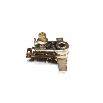 Терморегулятор биметаллический KST118 (MINJIA) / контакты в стороны / без ушей / 3 изоляции купить в Украине