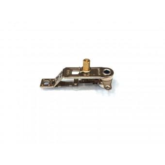 Терморегулятор биметаллический KST116 (MINJIA) / контакты по бокам / без ушей / 3 изоляции / под болт купить в Украине