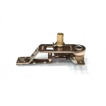 Терморегулятор биметаллический KST116 (MINJIA) / контакты по бокам / без ушей / 3 изоляции / под клемму купить в Украине