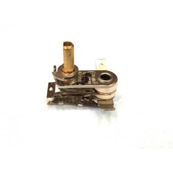 Терморегулятор биметаллический KST118 (MINJIA) / контакты по бокам, гнутые вверх / 3 изоляции купить в Украине